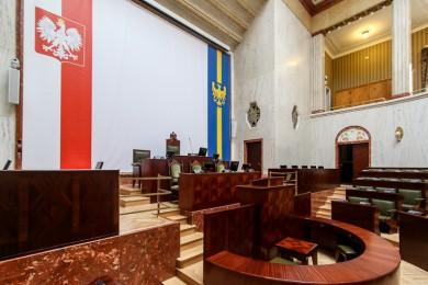 Sala Sejmu Śląskiego / fot. arch. BP Tomasz Żak